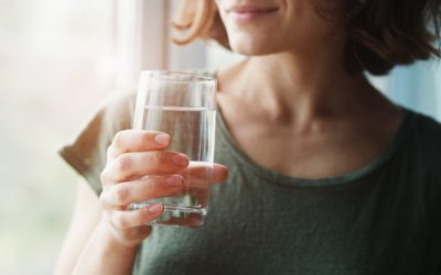 3 steps to drink more water