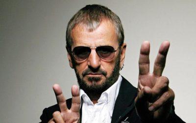 Ringo Starr Celebrates his 80th Birthday