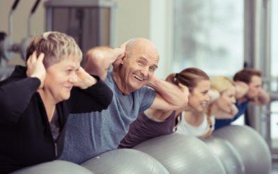 A secret weapon against ageing – Pilates
