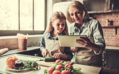 The importance of nutrition as we mature