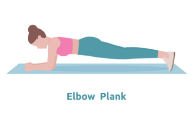 Planking – the quick and easy way to work your core