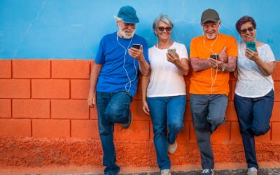Tech for healthy ageing